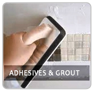 ADHESIVES-&-GROUT